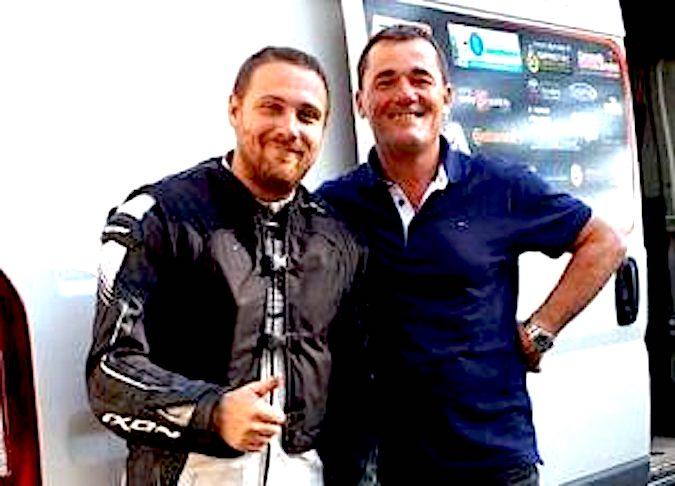 Felicelli père et fils vont se relayer sur le Moto Tour Series en Corse