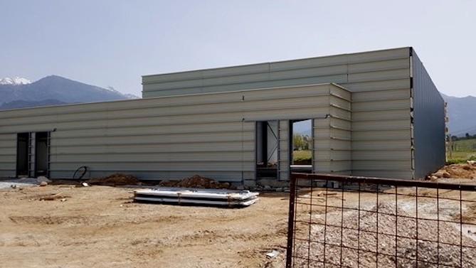 Calvi : Le chantier de la réalisation d'un espace dédié à l'aviation générale en bonne voie