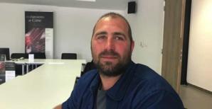 Nicolas Capodimacci, président du syndicat « Salameria corsa » et producteur à Cargèse.