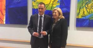 Bruxelles : Gilles Simeoni plaide pour la prise en compte des îles dans la politique de cohésion post 2020