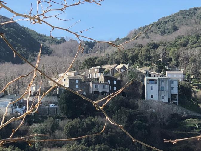 La photo du jour : Hameau de Canale à San Martino di Lota