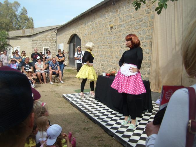 Porto-Vecchio : Une vingtaine de représentations pour Scen'è Sonniu