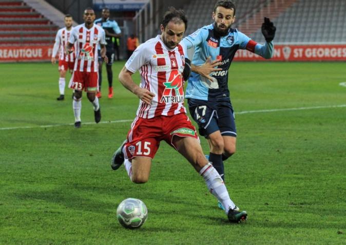 L'ACA dominé au Havre (2-0)