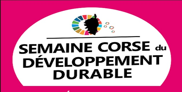 Participez à la Semaine Corse du Développement Durable du 30 mai au 5 juin 2018 !