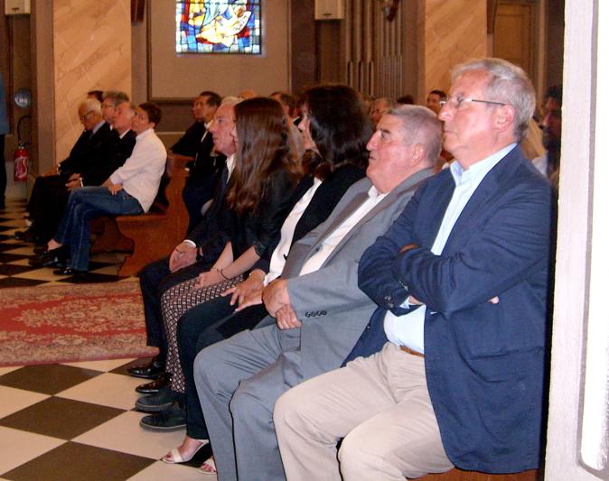 Porto-Vecchio : Le souvenir de Jean-Paul de Rocca-Serra