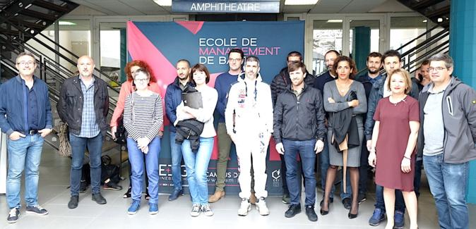Programme de management général : C'était la 5e rentrée sur le campus de Kedge business school de Bastia