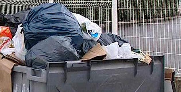 La reprise du service de traitement des déchets va reprendre progresivement