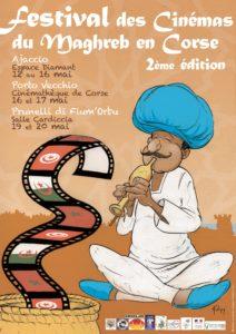 2ème festival des cinémas du Maghreb en Corse du 12 au 20 mai