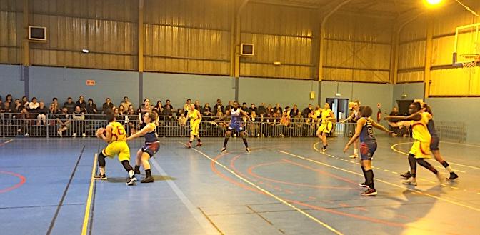 Basket N3F : En dominant Châlons, Furiani se relance en play-off
