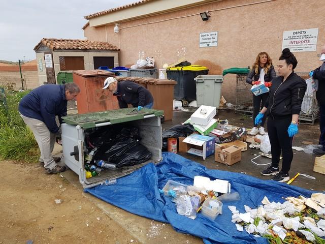 """Le Collectif """"Tocca'noi"""" mobilisé à Lisula-Rossa pour le tri sélectif"""
