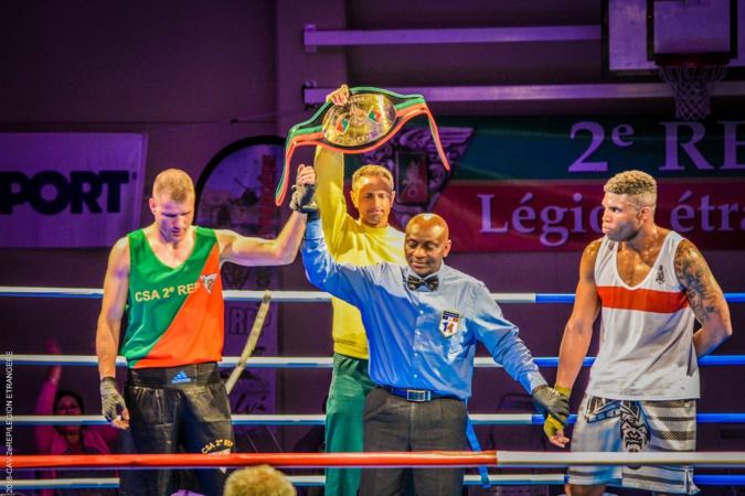 Laura Delogu, Fernando Ribeiro, Francisco Matos et Alban Cirreku en vedette au gala de boxe de Calvi