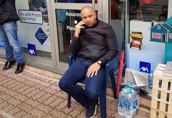 Calvi : Dominique Campana a entamé sa grève de la faim
