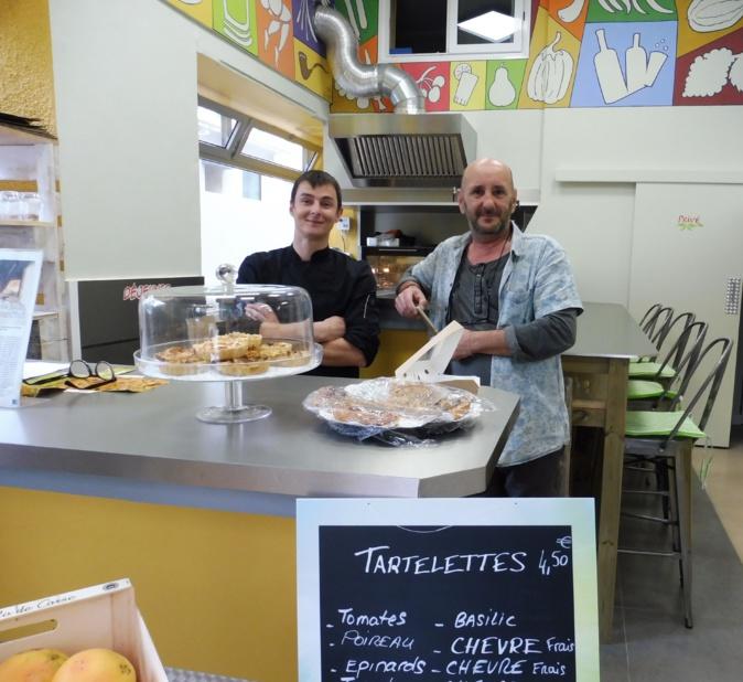 Bastia : « Mela Verde », l'épicerie bio qui fait resto