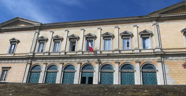 Des tags visent la procureure de la République de Bastia