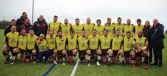 Rugby-4e série : Le CRAB XV Lumio-Balagne sur un nuage