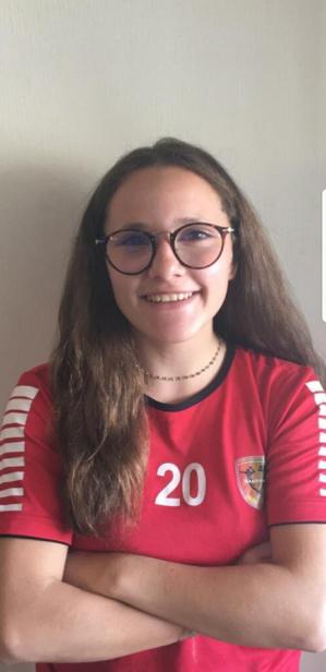 Une calvaise, Elisa Di Giacomo-Siméoni grand espoir du handball