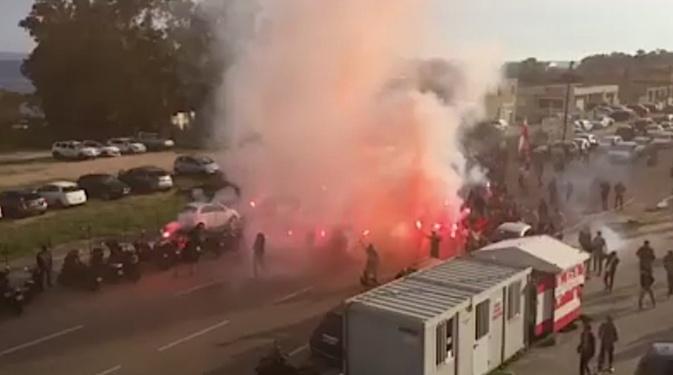 ACA-Le Havre : François-Coty privé de football