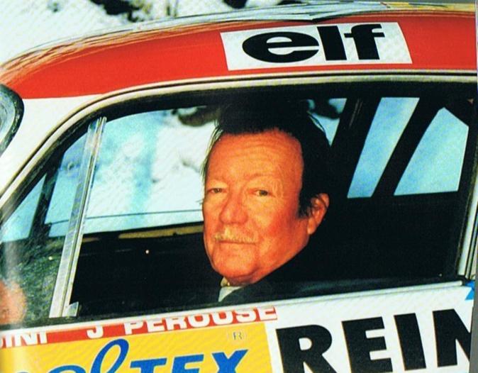 Le sport automobile insulaire est en deuil, Pierre Orsini s'en est allé…