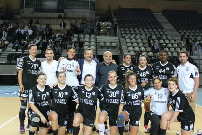 Handball Ajaccio Club: Une belle fête au Palatinu face à La Crau (37-21)