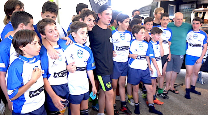 Tournoi international Antoine Tieri : Bastia XV maître chez lui