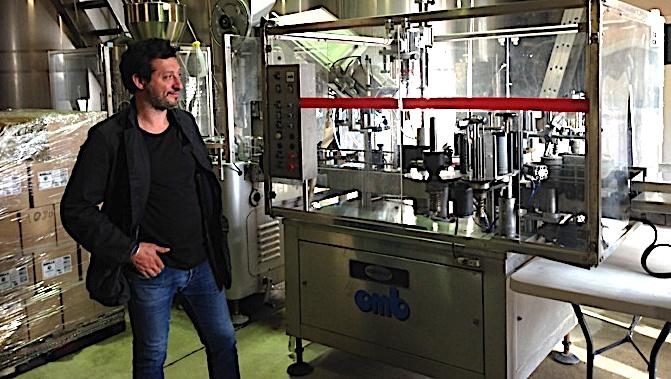 Patrimonio : La brasserie Ribella ouvre ses portes