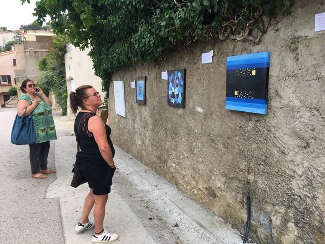 """Itinérance,"" in Lumiu:  Une exposition hors des sentiers battus"
