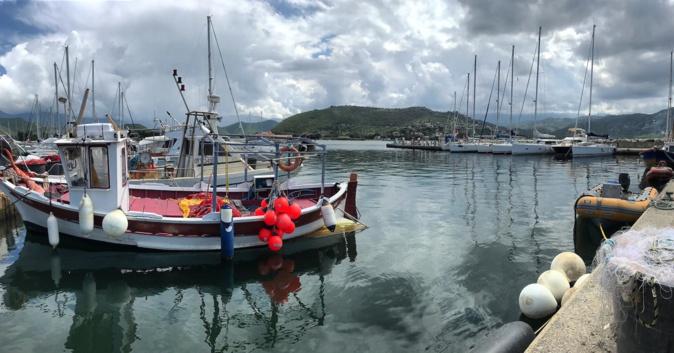 La photo du jour : Sur les quais de Saint-Florent