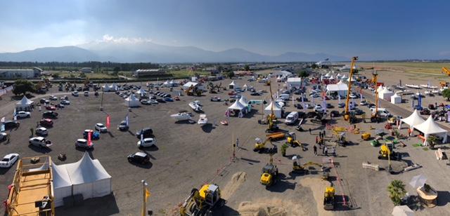 Turboexpo à Poretta : 140 000 m² d'exposition et plus de 1 000 véhicules neufs et d'occasion de toutes sortes