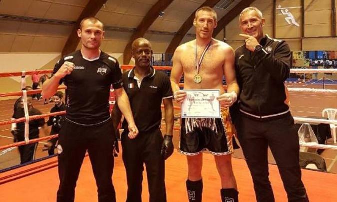 K1 : Sébastien Lorenzi (Bastia Kick Max) champion de France !