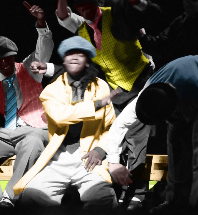 Bastia : « My funky men » et « My ladies rock »  vont enflammer le théâtre de Bastia