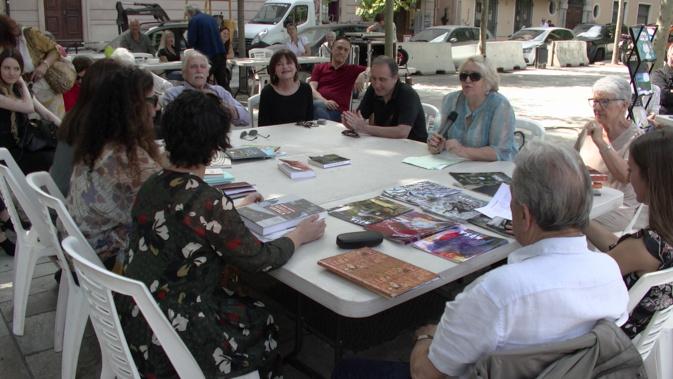 Bastia: «Musanostra» expose le livre corse
