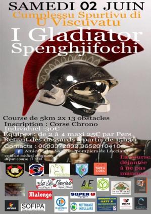 "Vescovato :  Deuxième édition de ""I Gladiator Spenghjifochi"""