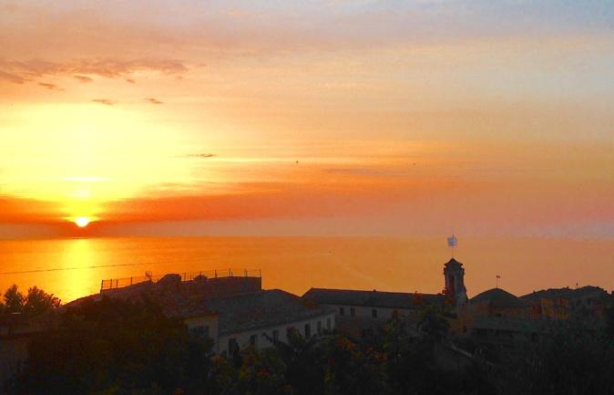 La photo du jour : Quandu u Sole s'alza sopra Bastia