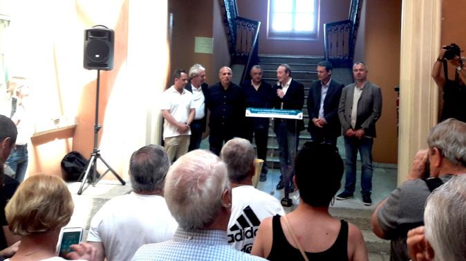 Le Variété Club de France honoré à Ajaccio