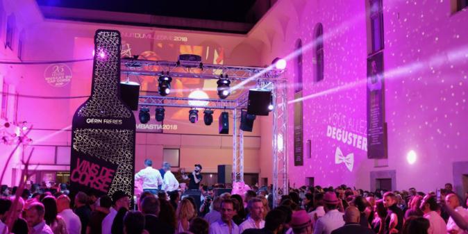Bastia : La Nuit du Millésime 2018 a tenu toutes ses promesses