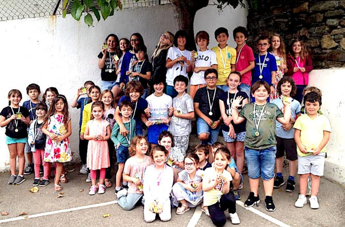 EcoScola : L'école bilingue de Cardu labellisée