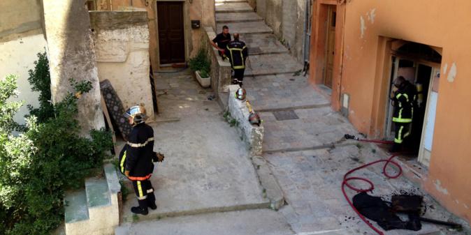 Bastia : Nouvel incendie dans le centre ancien