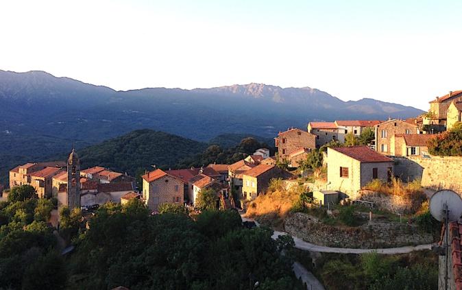 La photo du jour : U bellu paese di Zigliara