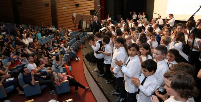 Un beau succès pour la soirée de l'Harmonie municipale (Photo MJT)