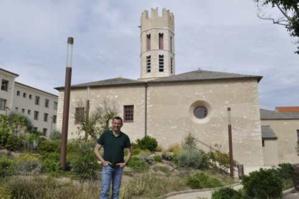 Quartier Pisan et Eglise St Dominique rénovés.