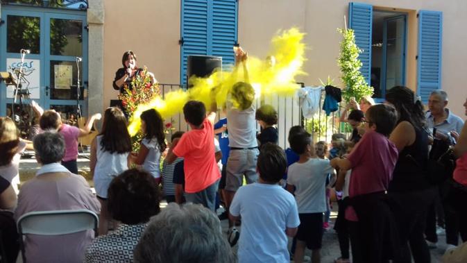 """De nombreuses activités a """"La Fabrique Citoyenne di Lisula"""""""