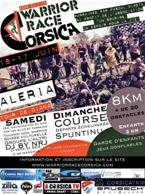 Warrior Race Corsica : Une course hors normes à Aleria
