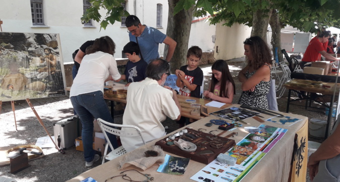 Journées de l'archéologie : une grande réussite à Ajaccio