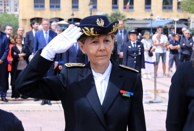 Josiane Chevalier préfète de Corse