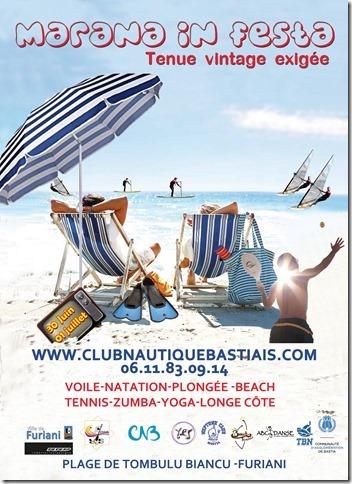 "Furiani :  Multiples activités nautiques ce week-end avec ""Marana in Festa"""