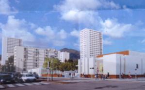 Ajaccio : Dégradations sur le chantier du nouveau groupe scolaire des Salines