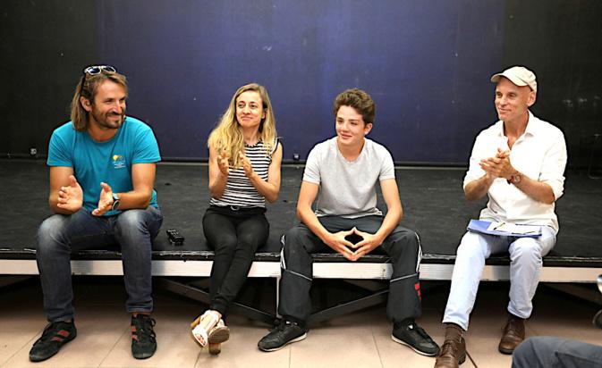 Les jeunes Corses se préparent pour la finale des Olympiades des Métiers