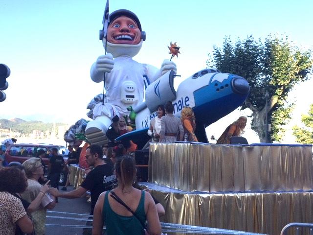 Carnaval d'Ajaccio : Un après-midi de fête