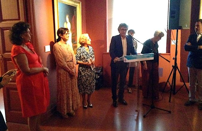 Exposition Rencontre à Venise : Etrangers et Vénitiens dans l'art du XVIIe siècle au Palais Fesch
