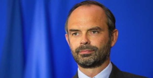 Edouard Philippe, Premier ministre.